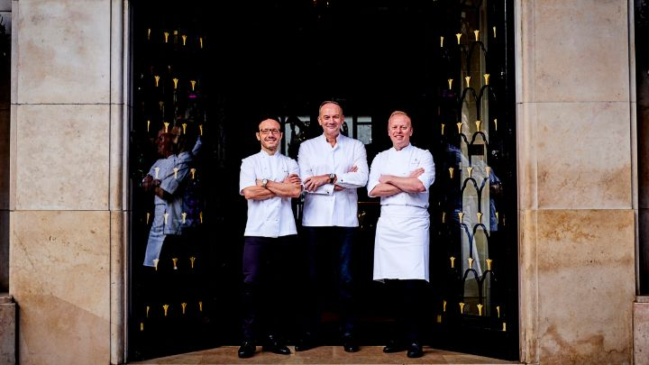 Five Michelin Stars
