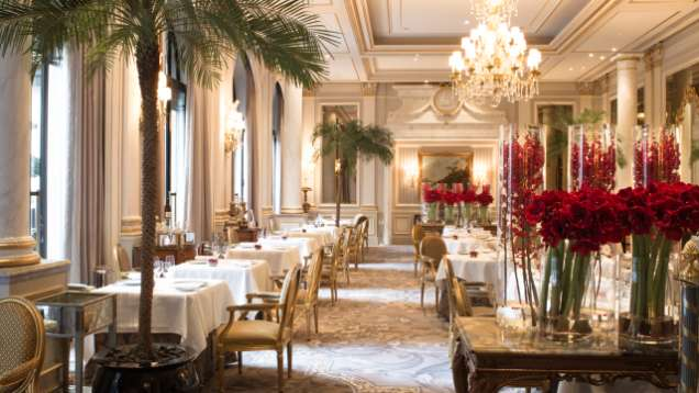 Bed and Breakfast Package at Four Seasons Hotel George V, Paris