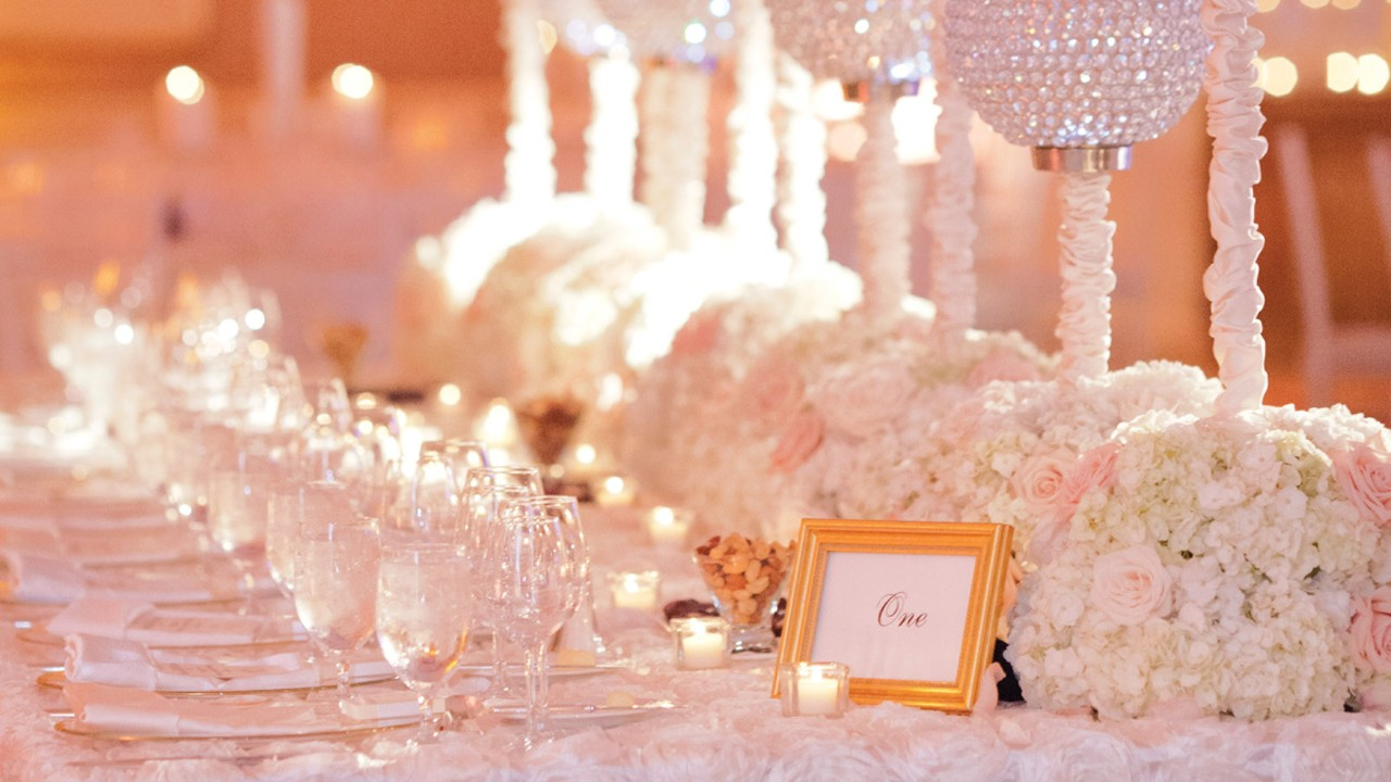Real Weddings A Sweet Soire In Palm Beach