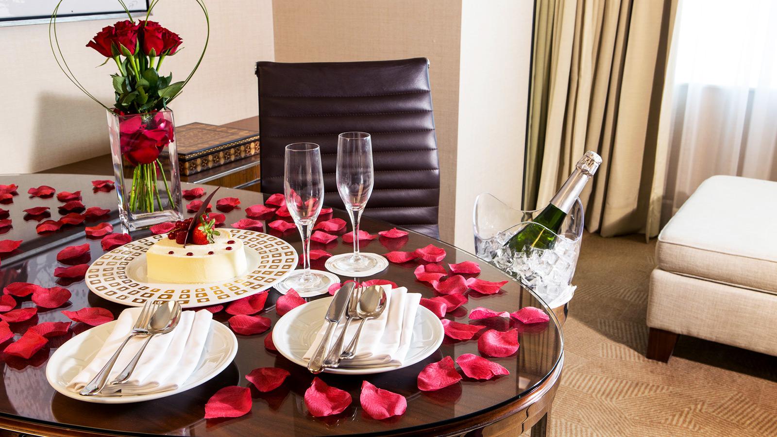 Riyadh Romantic Getaway Package