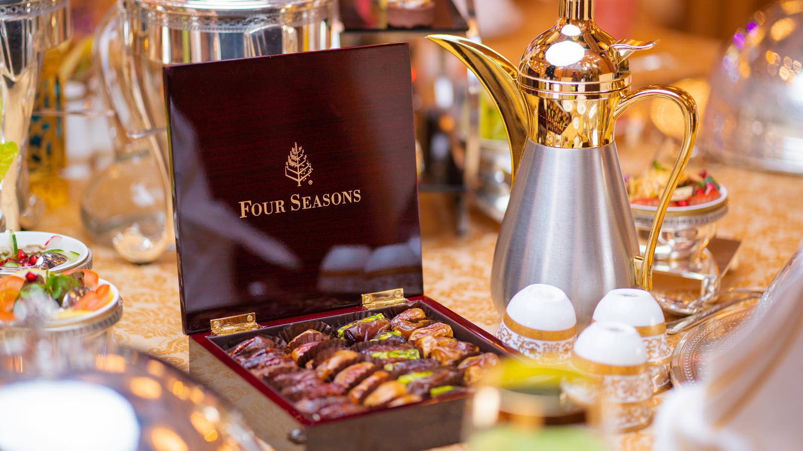 تجارب رمضانية خاص ة مع فندق فورسيزونز الرياض