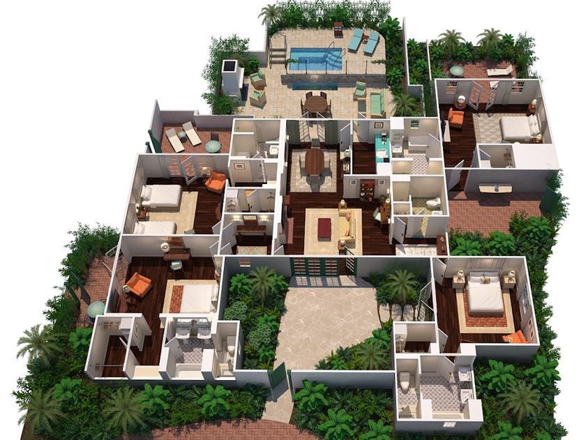 Fremont Bungalow | Four Seasons Resort Santa Barbara