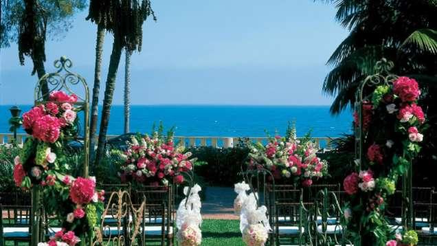 Four Seasons Resort The Biltmore Santa Barbara Wedding