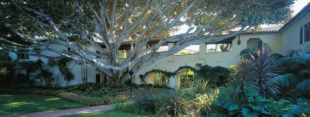 Landscape Manager Ezequiel Gil Four Seasons Santa Barbara