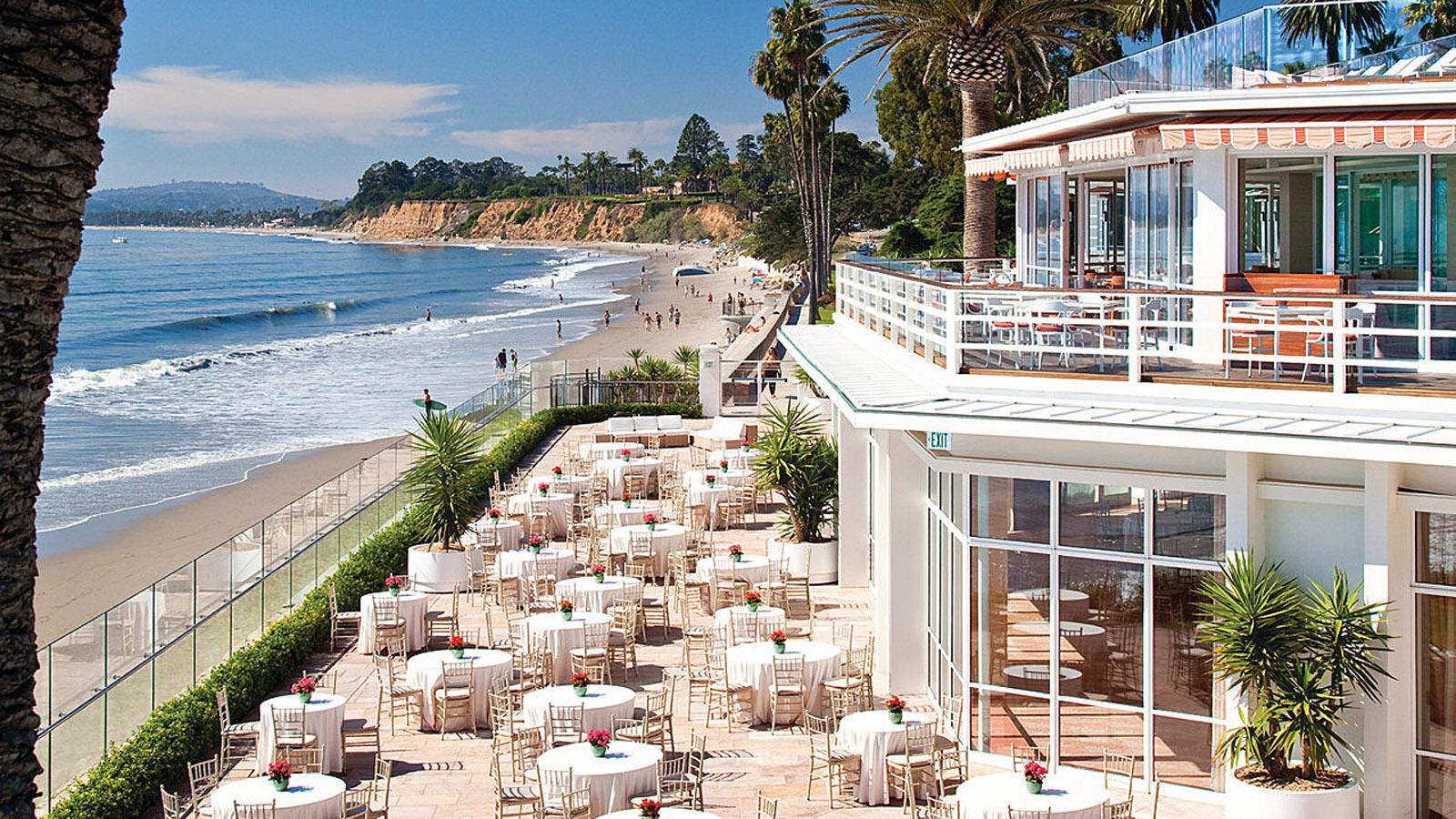 Dream Wedding Venues In Santa Barbara Four Seasons Resort The Biltmore