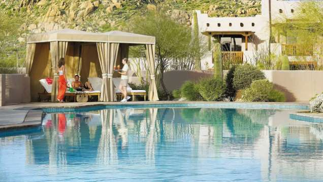 Sleep and Swim Package at Four Seasons Resort Scottsdale at Troon North