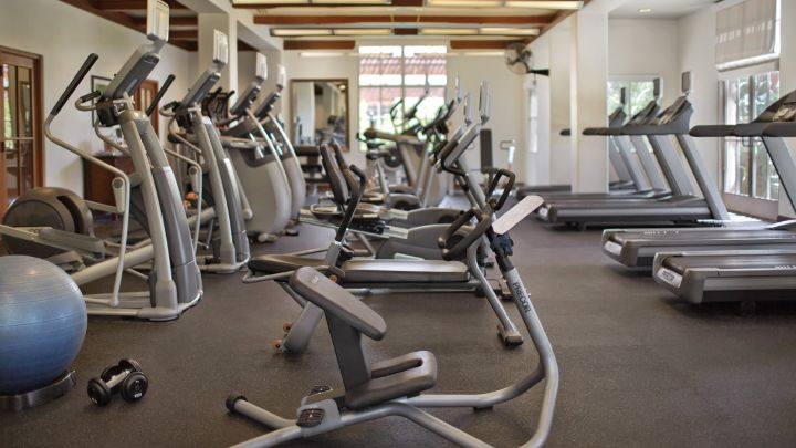 Scottsdale resort gym hour fitness center four