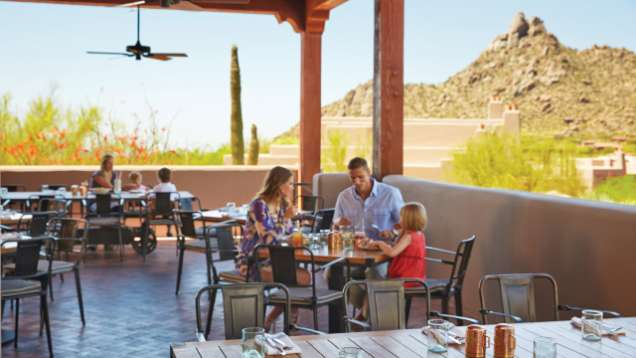 Bed & Breakfast Package at Four Seasons Resort Scottsdale