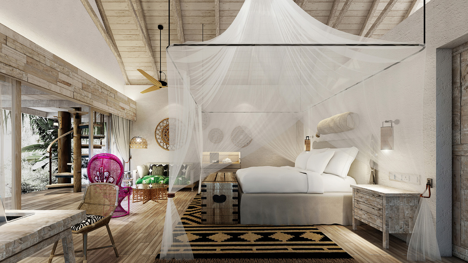 Four seasons to manage exclusive luxury resort on for Exclusive luxury hotels