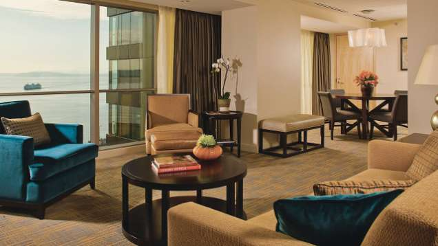 Room Rate Special Offer at Four Seasons Hotel Seattle