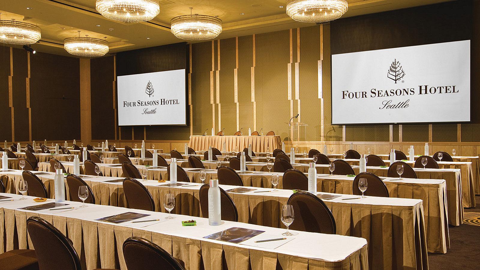 Four Seasons Hotel Meeting Rooms