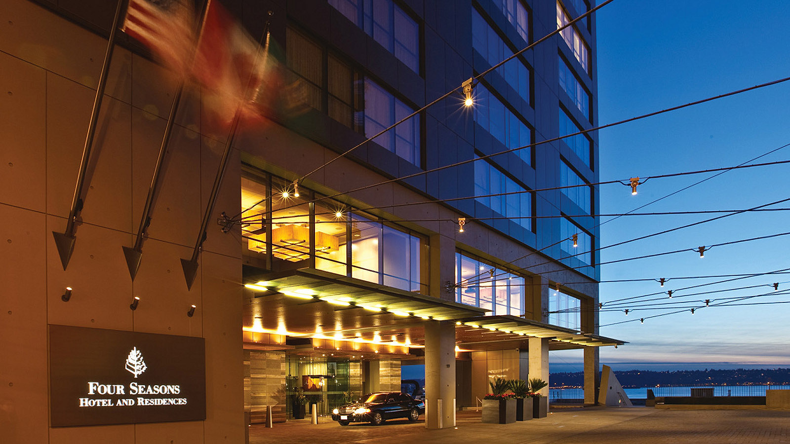 Pacific Northwest Luxury Vacation Package at Four Seasons Hotel Seattle