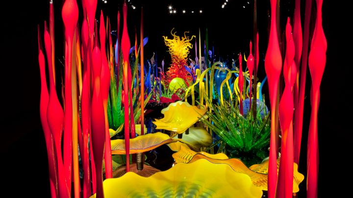 close experience enjoy a private outing to the boathouse and studio of renowned artist dale chihuly followed by tickets to chihuly garden and glass - Chihuly Garden And Glass Seattle