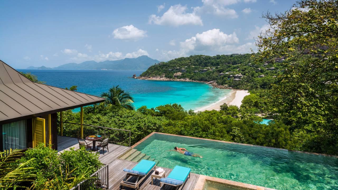 Si fuera rico viajaría a  Seychelles
