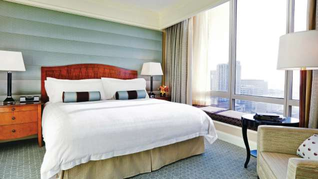 Room Rate Offer at Four Seasons Hotel San Francisco