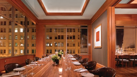 private dining - Private Dining Rooms San Francisco
