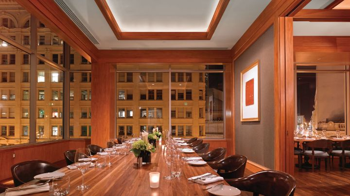 Private Dining San Francisco | Four Seasons Hotel San ...