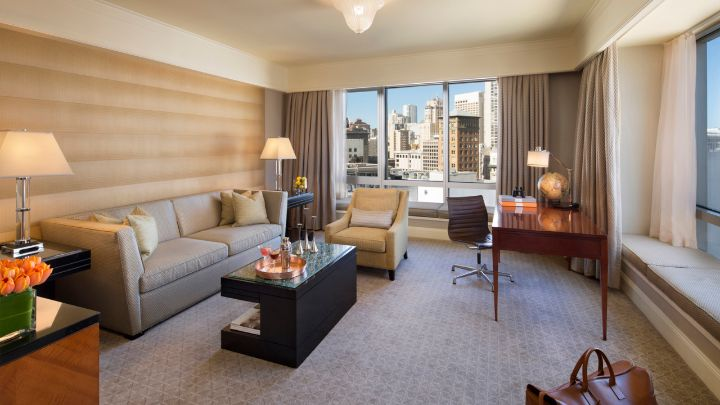 Next Prev. Suites in San Francisco   Luxury Accommodations   Four Seasons Hotel