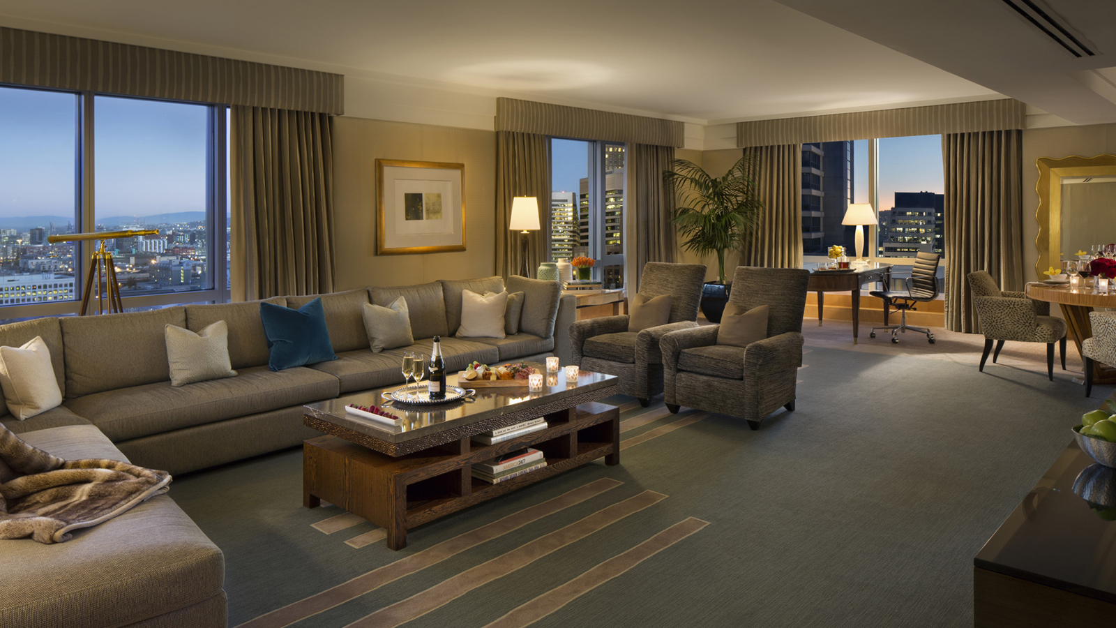 Suite Special at Four Seasons Hotel San Francisco