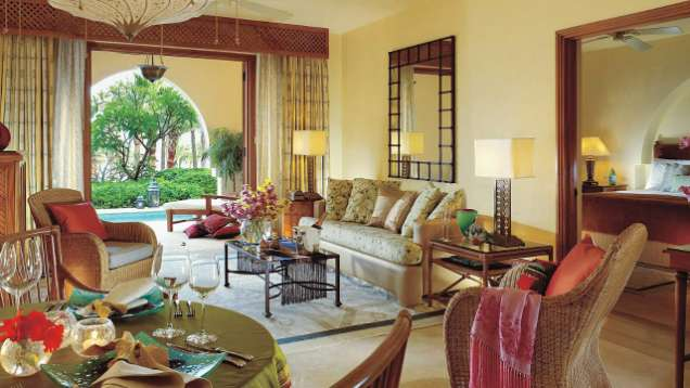 One-Bedroom Suite With Plunge Pool