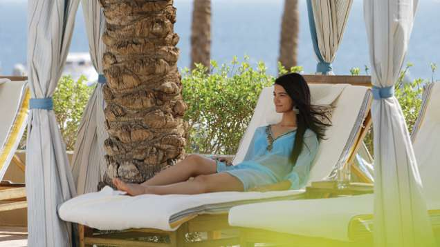 Stay Longer – Seventh Night Free with Resort Credit at Four Seasons Resort Sharm El Sheikh