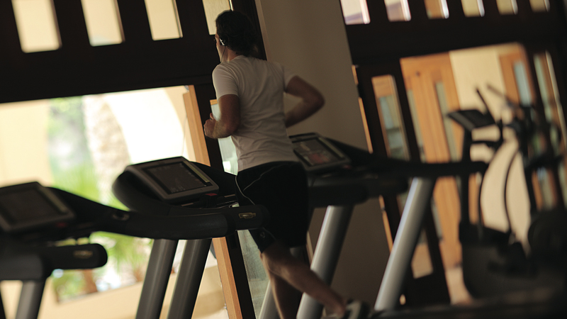 Fitness Facilities at Four Seasons Resort Sharm El Sheikh, Egypt