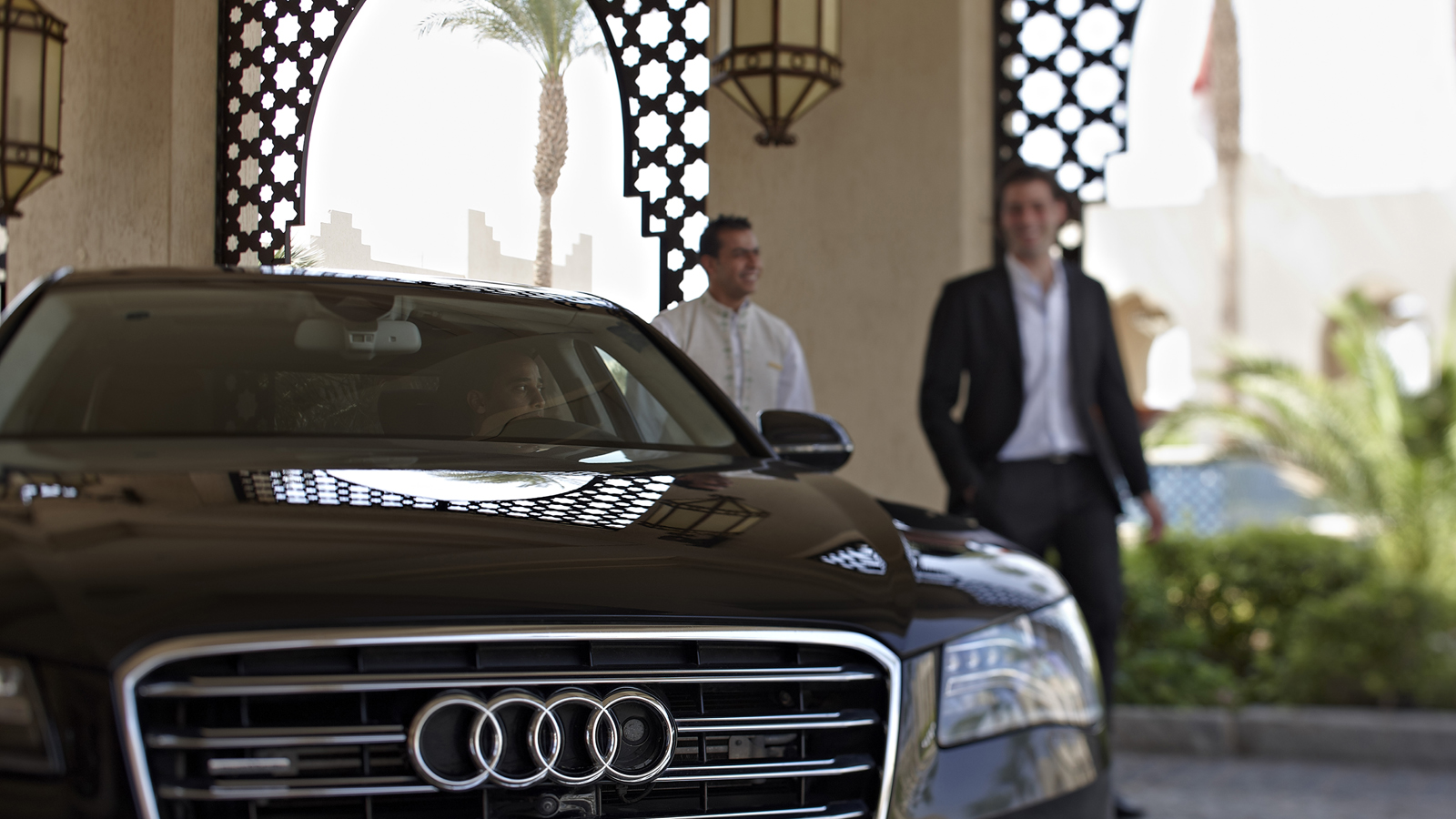 Business Services at Four Seasons Resort Sharm El Sheikh, Egypt