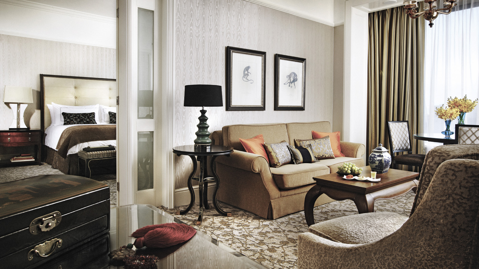 Singapore Suite Retreat Package at Four Seasons Hotel Singapore