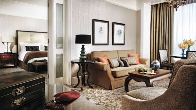 One Bedroom Suite At Four Seasons Hotel Singapore