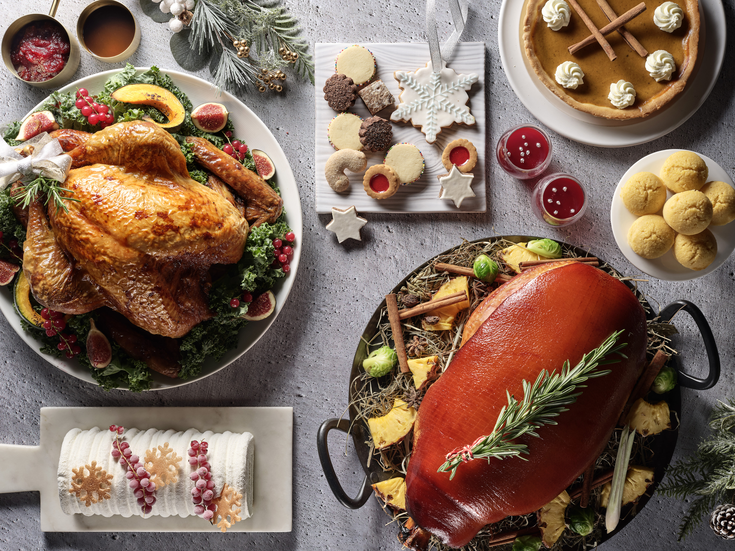 All I Want For Christmas Is At Four Seasons Hotel Singapore