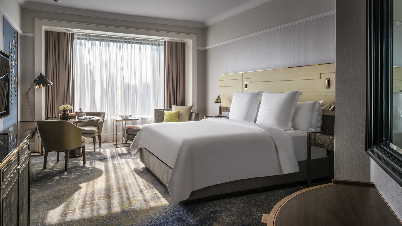 Check The Room Rate At Four Seasons Hotel Singapore