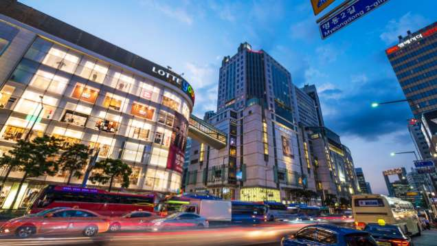 Luxury Hotels Seoul Korea