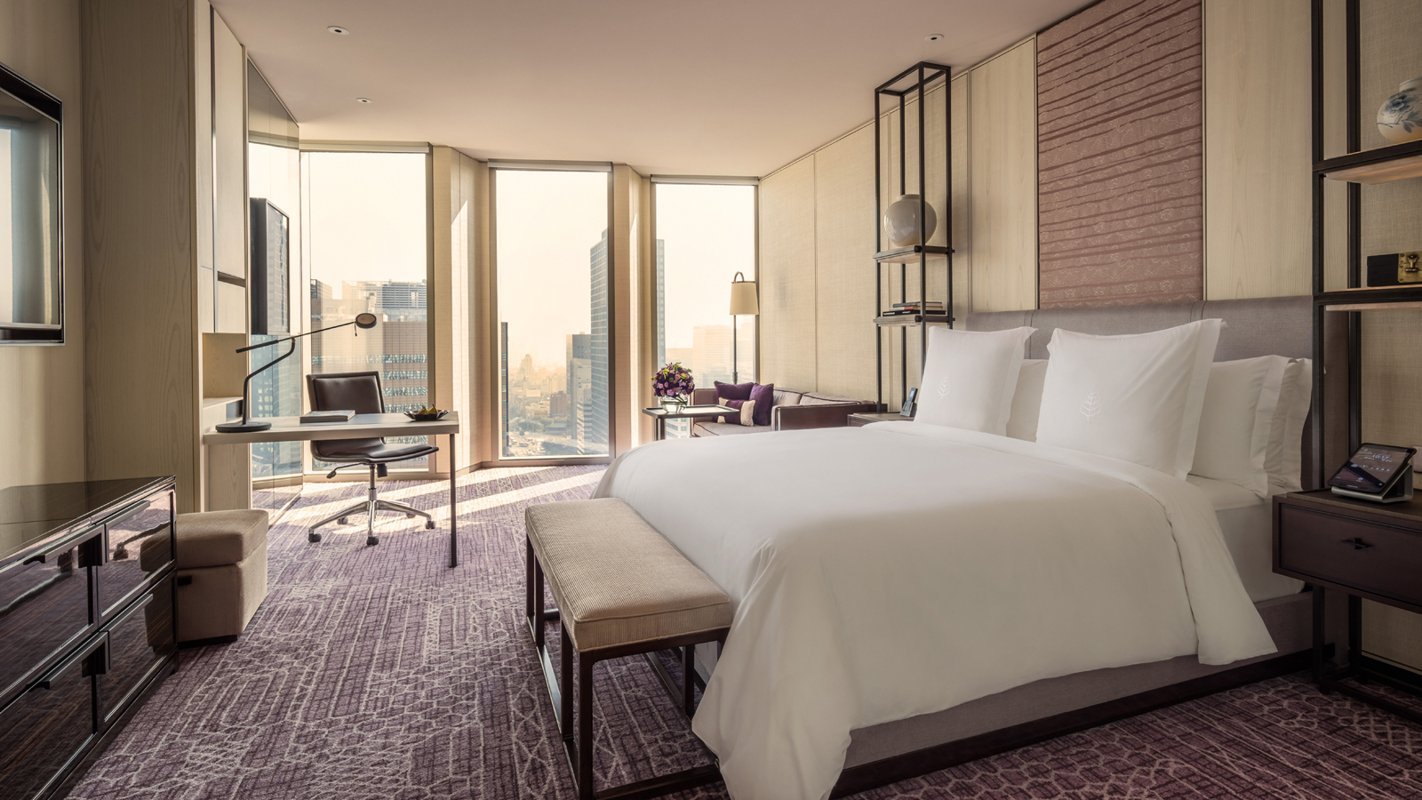 Four Seasons Hotel Seoul 5-Star Accommodation