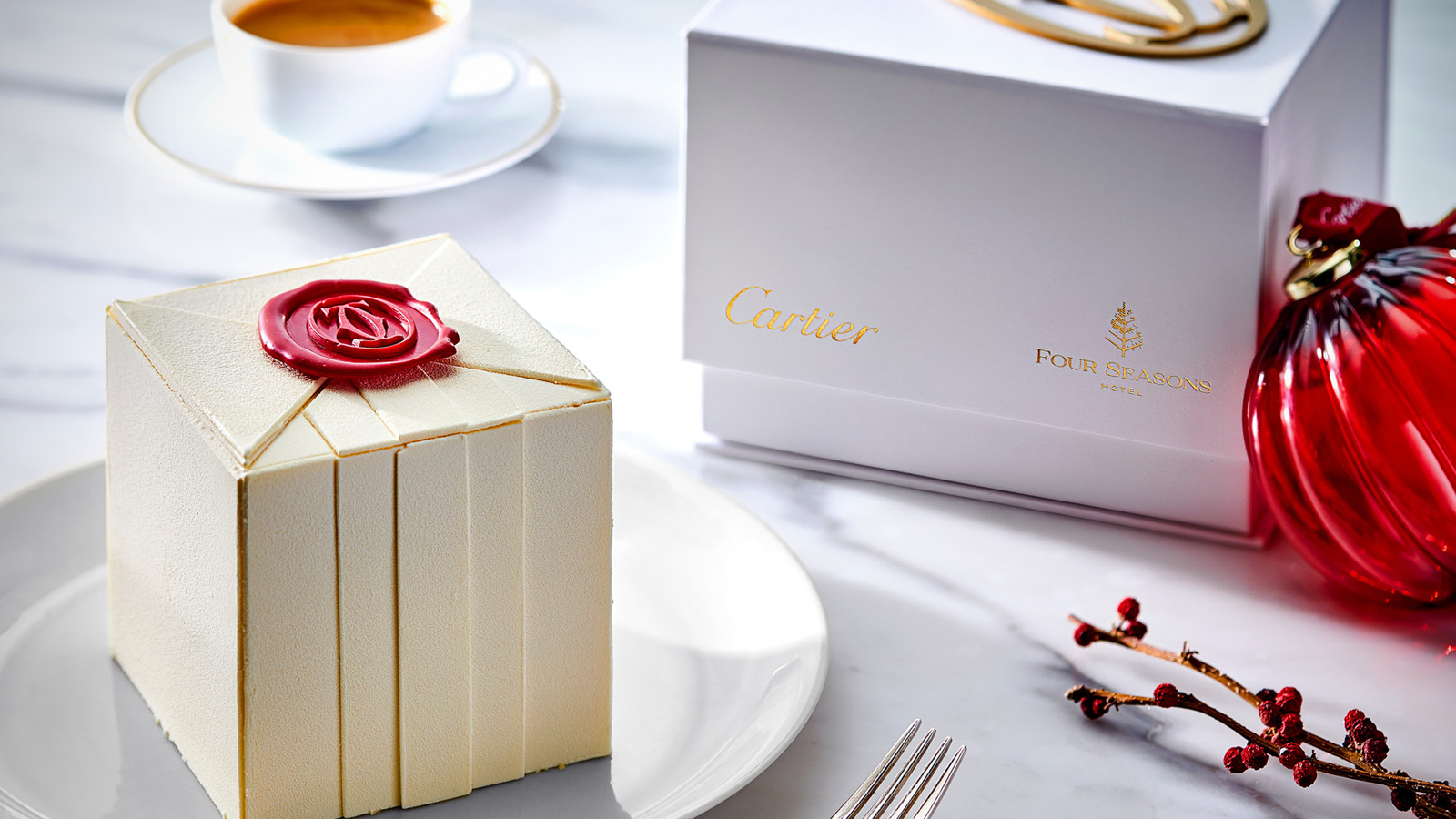 Four Seasons Hotel Seoul and Cartier Team Up for Festive Charitable ...