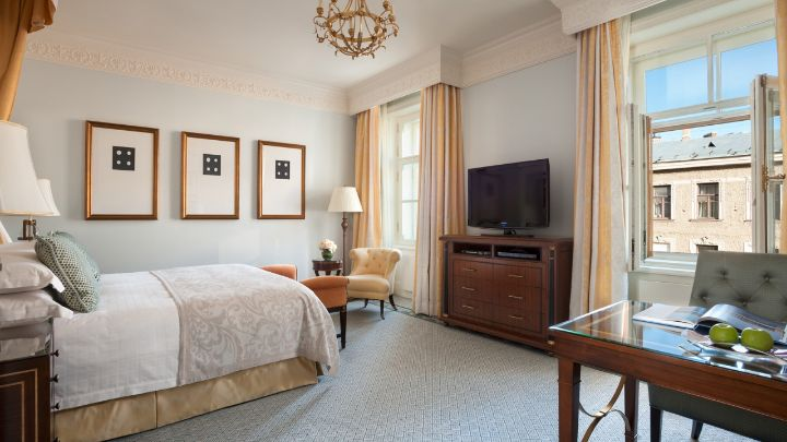 Spacious And Sophisticated, Premium Rooms Feature Inviting Design Elements  In Soft, Natural Hues, A King Bed Or Two Twin Beds, A Full Marble Bathroom  And ... Part 79