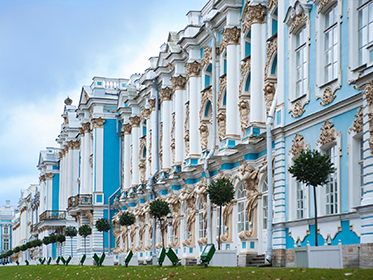 Tour the grand Catherine Palace