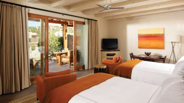 Stay Longer – Fourth Night Free Offer at Four Seasons Resort Santa Fe, NM