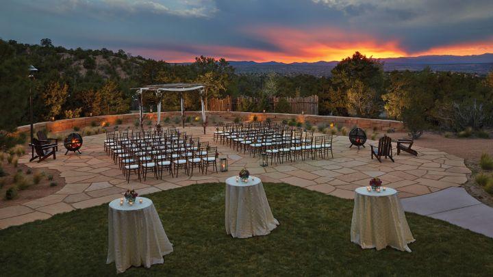 Outdoor wedding venues in new mexico