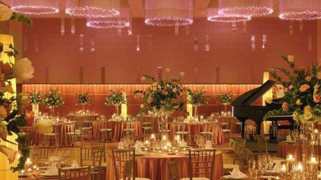 Ballroom In St Louis Four Seasons St Louis