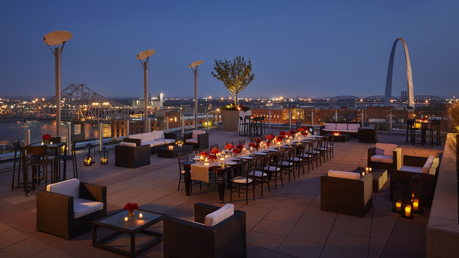 Four Seasons Hotel St Louis Restaurant