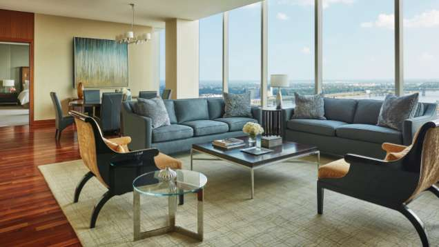 Room Rate Offer at Four Seasons Hotel St. Louis