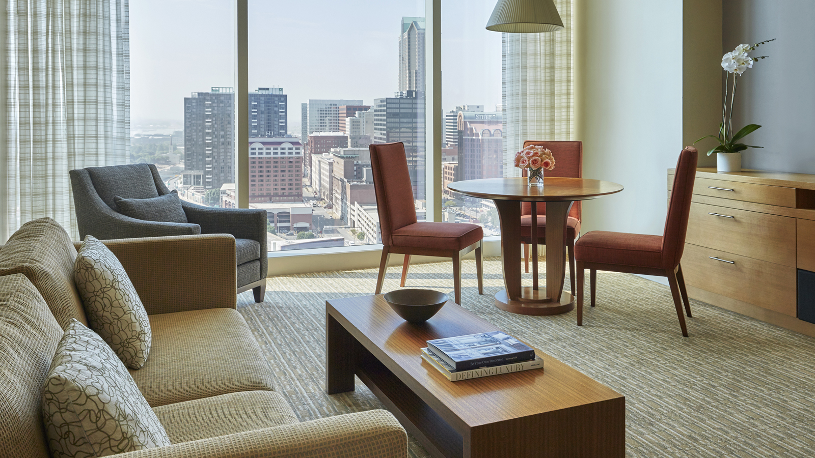Stay Longer - Third Night Free Offer at Four Seasons Hotel St. Louis
