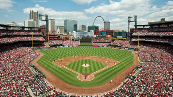 City of Champions: Top Ten Reasons to Meet Us in St. Louis Now