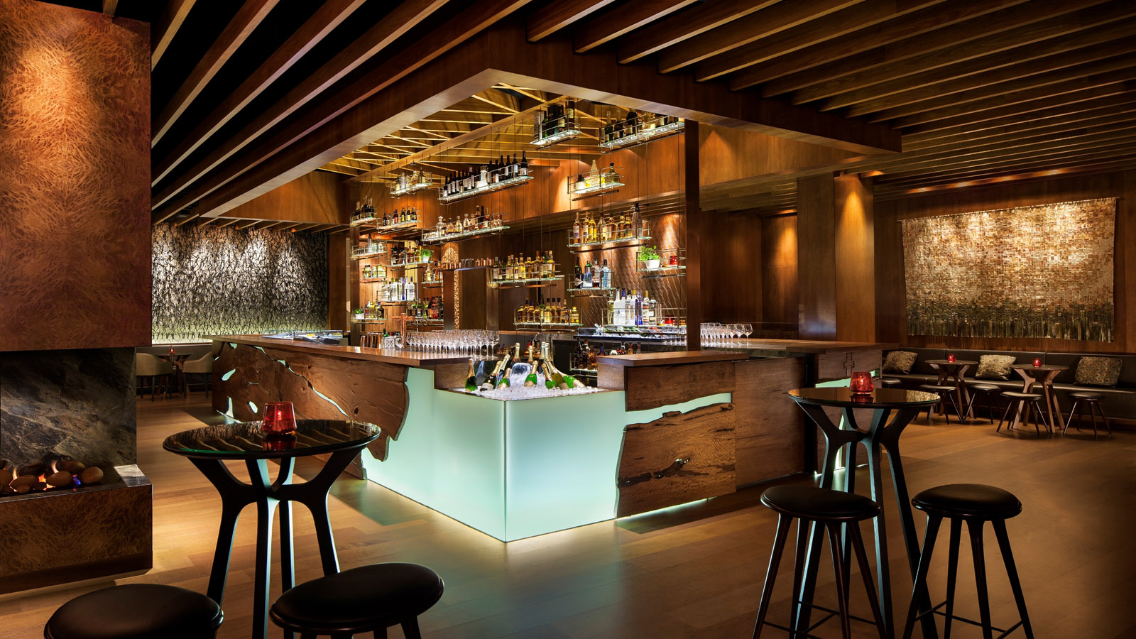 GRAIN Bar in The Rocks at Four Seasons Hotel Sydney