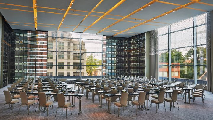 Toronto Meeting Room With City Views Amp Terrace Four