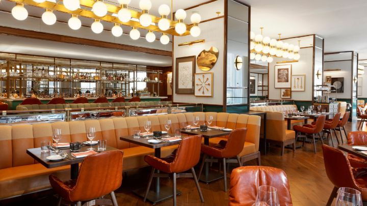 French Restaurant in Toronto Caf Boulud at Four Seasons Hotel