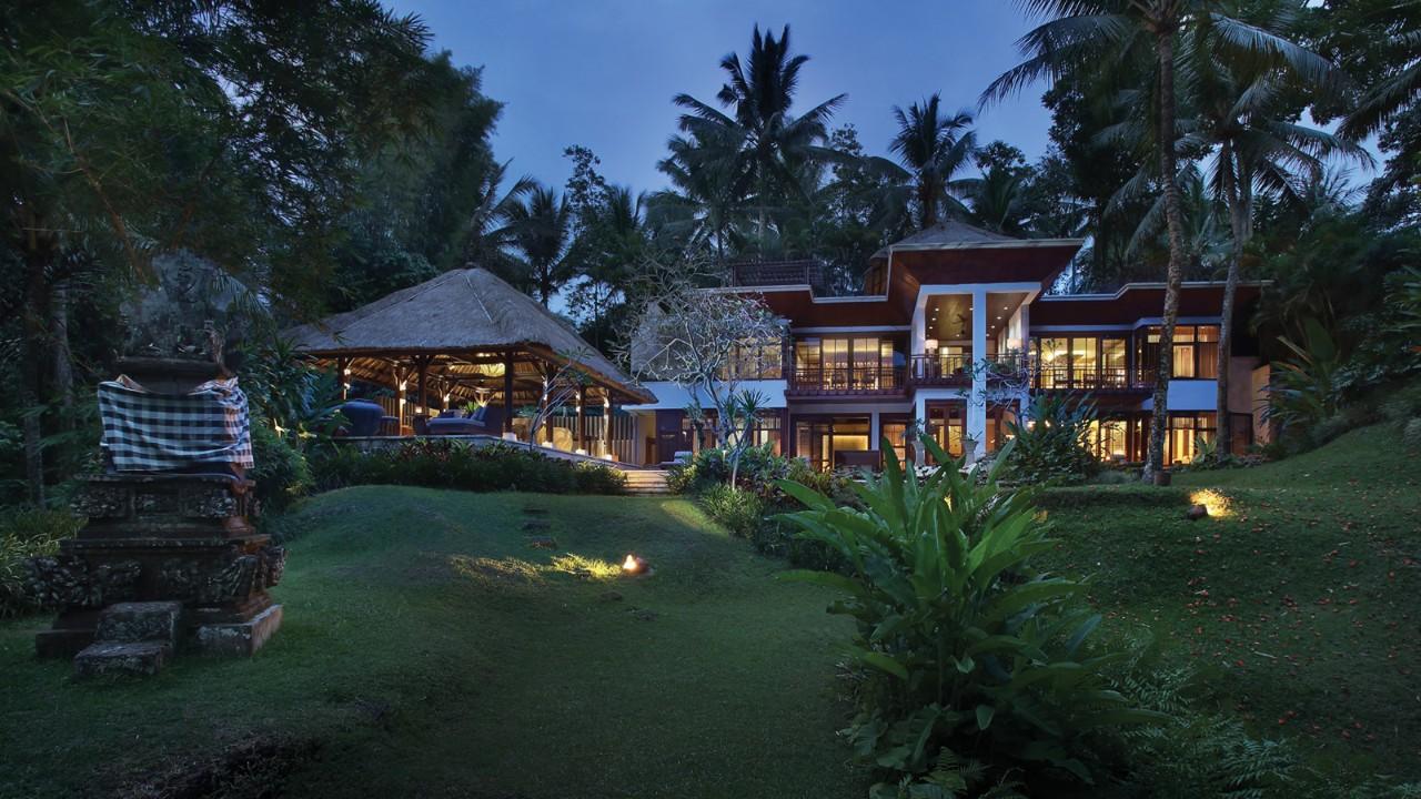 Ubud Luxury Accommodation Royal Villa Four Seasons Bali At Sayan