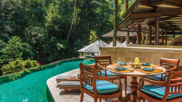 Bali Restaurants and Bars at Four Seasons Resort Bali at Sayan