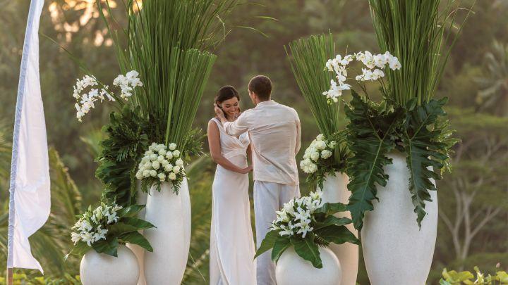 Bali Wedding Wedding Ubud Four Seasons Resort Bali At Sayan