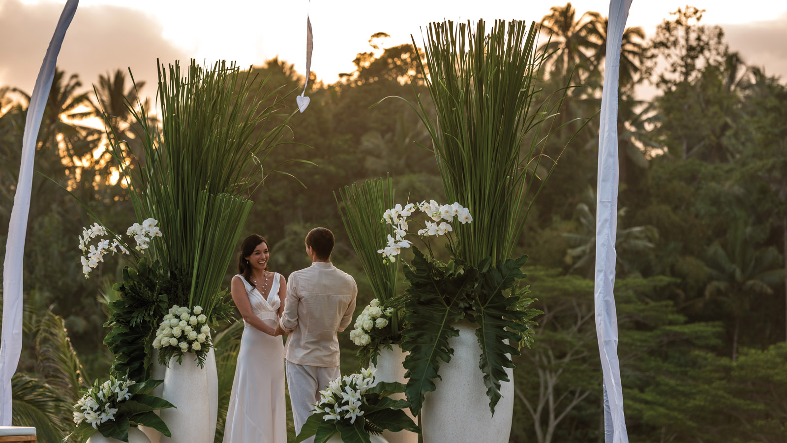 Bali Wedding Packages From Four Seasons Resort Bali at Sayan